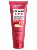 eyenlip пенка ceramide apple cleansing foam 100мл