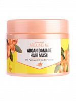 welcos argan маска для волос around me argan damage hair mask