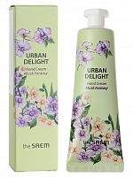 the saem urban delight крем для рук urban delight hand cream musk fantasy
