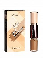 berrisom oops dual крем для лица oops dual contouring 01. highlighter & shading 3,5гр