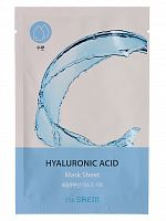 the saem bio маска на тканевой основе для лица bio solution hydrating hyaluronic acid mask sheet