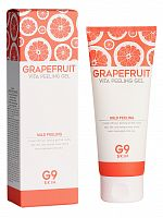 g9skin grapefruit гель-скатка для лица grapefruit vita peeling gel 150ml