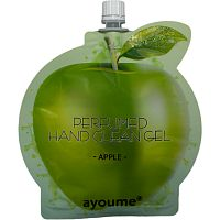 ayoume гель для рук perfumed hand clean gel [apple] 20мл