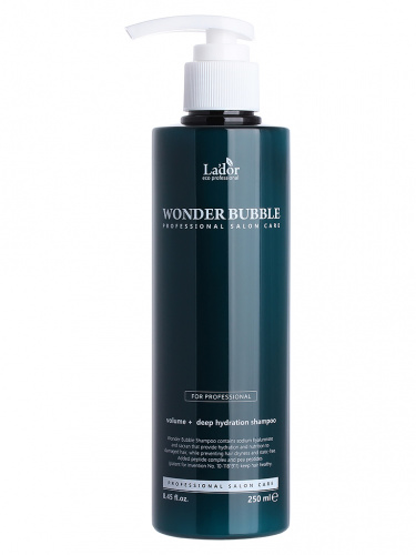 lador wonder шампунь wonder bubble shampoo 250ml