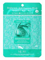 mijin essence маска тканевая для лица гиалуроновая кислота hyaluronic acid essence mask 23гр