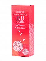 deoproce cream крем для лица. бб 23 тон white flower bb cream spf35 pa+++ 30g #23 30гр
