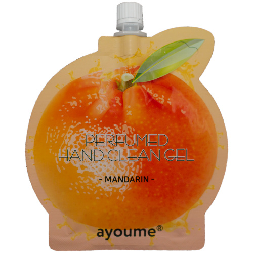 ayoume гель для рук perfumed hand clean gel [mandarin] 20мл