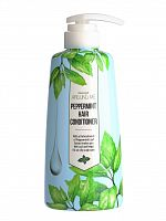 welcos around me p кондиционер для волос around me peppermint hair conditioner 500мл