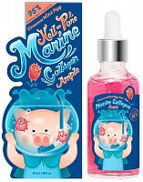 elizavecca сыворотка для лица witch piggy hell-pore marine collagen ample