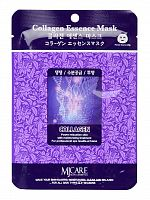 mijin essence маска тканевая для лица коллаген collagen essence mask 23гр